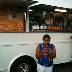 Photo taken at La Mesa Food Truck Gathering by Shermyn M. on 7/6/2013