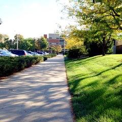 Photo taken at Indiana University-Purdue University Indianapolis by James W. on 10/7/2013