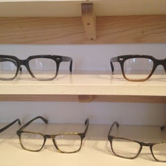 Photo taken at Warby Parker - Puck Store by Rachel M. on 5/16/2013