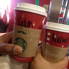 Photo taken at Starbucks by Bernadette T. on 12/31/2012