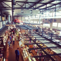 Photo taken at Milwaukee Public Market by Melissa F. on 6/9/2013