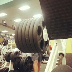 Photo taken at LA Fitness by Rafael M. on 11/29/2012