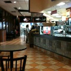 Photo taken at Einstein Bros. Bagel by Michael B. on 11/11/2012