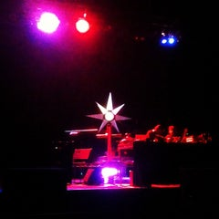 Photo taken at Congress Theater by Jason M. on 10/7/2012