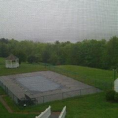 Photo taken at The Lucerne Inn by Jessica C. on 5/25/2013