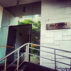 Photo taken at McCann Worldgroup by Jeniffer Cristina C. on 2/14/2014