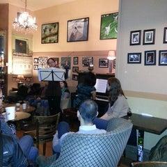 Photo taken at Zephyr Cafe by Eric V. on 2/8/2014