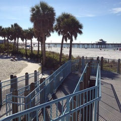 Photo taken at Times Square Ft Myers Beach by Todd E. on 11/21/2012