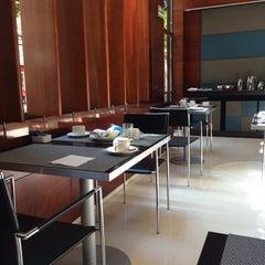 Photo taken at AC Hotel Lleida by Marriott by David C. on 5/31/2014
