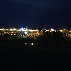Photo taken at Westmoreland Fairgrounds by Stephanie F. on 8/21/2014