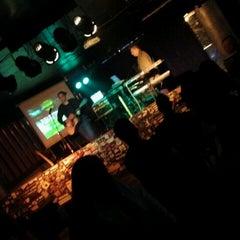 Photo taken at Pegasus lounge by Anthony C. on 11/10/2012