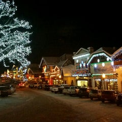 Photo taken at Town of Leavenworth by Ted P. on 12/25/2015