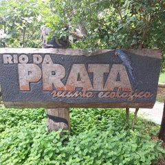 Photo taken at Rio da Prata by Isabella M. on 2/20/2013