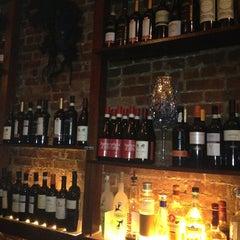 Photo taken at Giorgio's Wine Bar by Josh C. on 4/7/2013