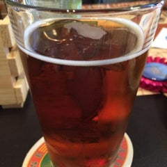 Photo taken at Rogue Ales Public House & Brewery by Ben B. on 8/23/2014