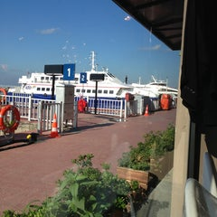 Photo taken at İDO Bostancı Deniz Otobüsü İskelesi by Oguzhan K. on 6/19/2013