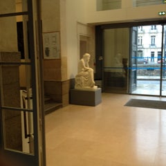 Photo taken at Musée des Beaux-Arts by Christophe H. on 1/5/2014