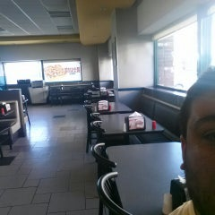 Photo taken at Carl's Jr. by ANGEL G. on 9/8/2014