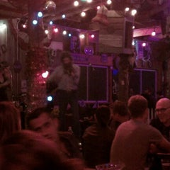 Photo taken at Mean Eyed Cat by Tony M. on 11/24/2012
