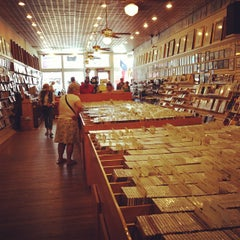 Photo taken at Ernest Tubb Record Shop by John M. on 5/25/2013