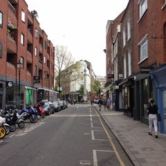 Photo taken at Seven Dials by Mont S. on 5/6/2013