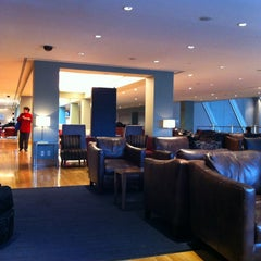 Photo taken at BA Galleries Club Lounge by Piperpickles2 on 1/13/2013