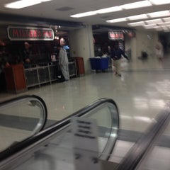 Photo taken at Concourse B by Aaron R. on 11/7/2012