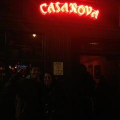 Foto tirada no(a) Casanova Cocktail Lounge por Ana Flávia L. em 1/19/2013