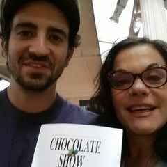 Photo taken at The Chocolate Show by Ariel L. on 11/10/2012