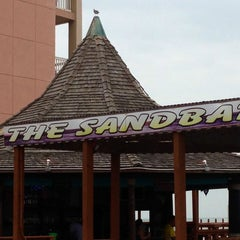 Photo taken at Sand Bar by Janice B. on 4/23/2013