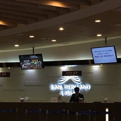 Photo taken at 강원랜드호텔 카지노 by JongHwi(Hera) L. on 11/27/2015