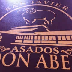 """Photo taken at Asados """"Don Abel"""" by Alessa A. on 1/23/2013"""