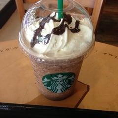 Photo taken at Starbucks Coffee by Damien on 1/3/2013