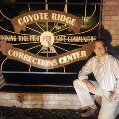 Photo taken at Coyote Ridge Correction Facility by Doyle W. on 10/10/2012