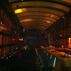 Photo taken at Carnevor Steakhouse Moderne by Andrea B. on 12/31/2012