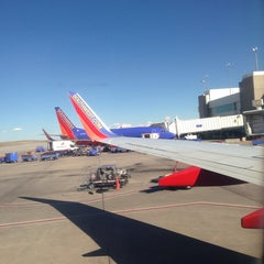 Photo taken at Gate C43 by akaSpectacular on 9/17/2013
