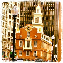 Photo taken at Old State House by akaSpectacular on 6/6/2013