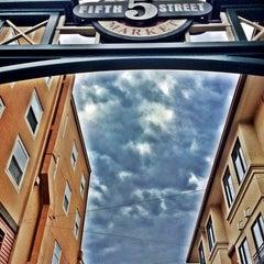 Photo taken at Fifth Street Public Market by Fawzi A. on 8/13/2014