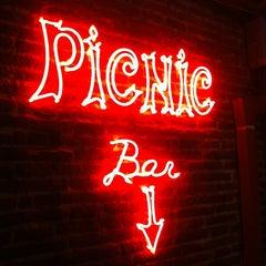 Photo taken at Bar Picnic by Adrián L. on 7/27/2013