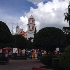 Photo taken at Atlacomulco de Fabela by Elvy M. on 10/8/2013