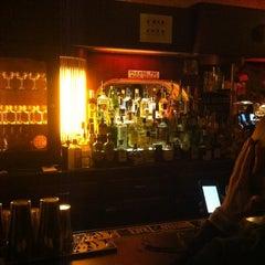 Photo taken at Bar Deville by John P. on 2/16/2013