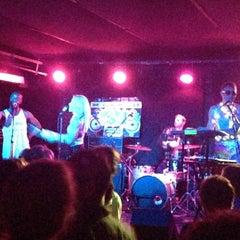 Photo taken at Mercury Lounge by Irene K. on 6/1/2013