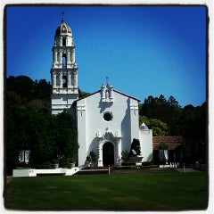 Photo taken at Saint Mary's College of California by Eric N. on 4/30/2013