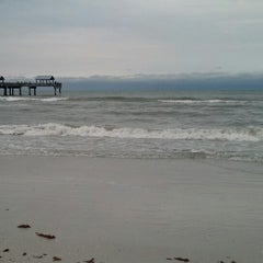 Photo taken at Clearwater Beach Pier by Frank T. on 4/20/2013