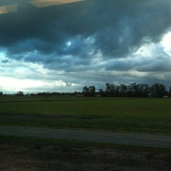 Photo taken at Modesto Amtrak (MOD) by Angela R. on 12/26/2012