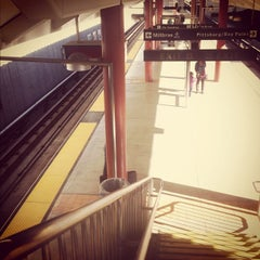Photo taken at North Concord/Martinez BART Station by Jay on 10/29/2012