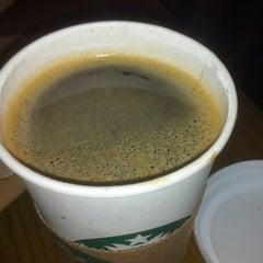 Photo taken at Starbucks by Karen M. on 10/23/2012