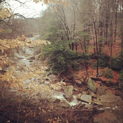 Photo taken at Cleveland Metroparks Brecksville Reservation by Marguerite A. on 12/8/2012