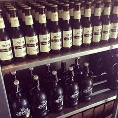 Photo taken at Jem's Beer Factory by Hillel F. on 6/18/2013