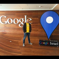 Photo taken at Google by Hillel F. on 3/25/2015